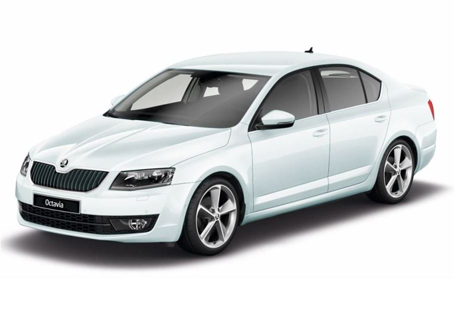 Skoda Octavia 2.0 TDI (AT)