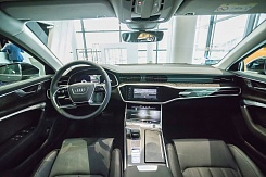 AUDI A6 2.0 45 TFSI quattro (AT) NEW 2021 г.