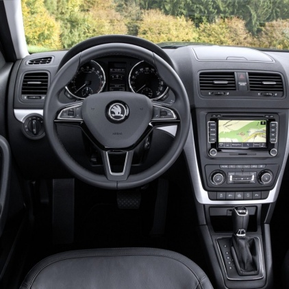 Skoda Yeti Outdoor 1.8L TSI (AT) 2016 г.