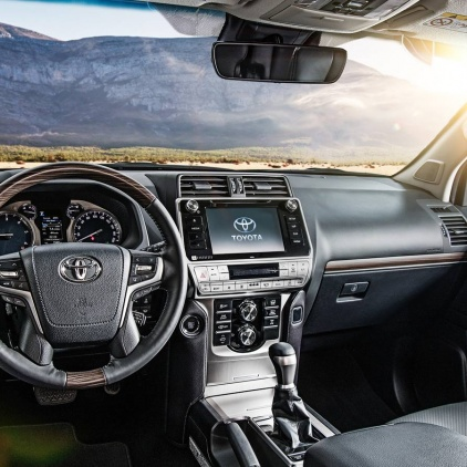 Toyota Land Cruiser Prado 2.8L Diesel (AT) NEW 2019 г.