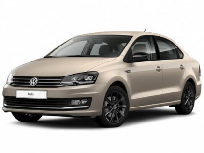 Volkswagen Polo 1.6L (AT) 2015 г.