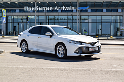 Toyota Camry 2.5L (AT) NEW 2020 г.