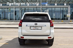Toyota Land Cruiser Prado 2.8L Diesel (AT) NEW 2020 г.