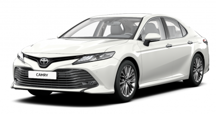 Toyota Camry 2.5L (AT) NEW 2019 г.